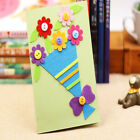 1 Set DIY Cartoon Greeting Card Educational Toys Mother's Day Birthday Gifts