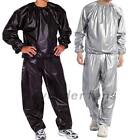 Sweat Track Sauna Suit Sports Fitness Slimming Boxing Exercise Training L-5XL AU