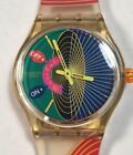 1994 Vintage Musicall Swatch Watch SLJ100 Tambour Exc Cond