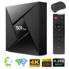 TX9 Pro 4K TV Box Amlogic S912 Octa-core 3G+32G Android 7.1 1000M LAN WIFI PC