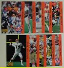 27 TEAMS _ $1.00 Each _ 1993 NFL Pro Line LIVE Football Cards _ Choose 1 or More