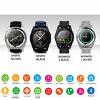 Bluetooth Smart Watch NFC Camera Heart rate Monitor For Android Samsung S8 S7