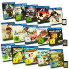 PS Vita Spiel Uncharted Need for Speed Assassins Creed Minecraft Fifa Tearaway