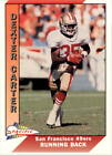1991 Pacific Football Card Pick 472-658