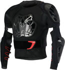Alpinestars Bionic Tech Protective Jacket Black/Red All Sizes