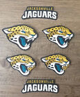 Iron On or Sew On Transfer Applique Jacksonville Jaguars Cotton Fabric Patch Set $5.99 USD on eBay