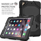 For Apple iPad 5th / 6th Gen 2018 Shockproof Hybrid Rugged S