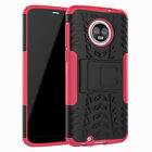 Shockproof Case Hard Protective Kickstand Slim Phone Cover For Motorola Moto G6