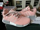 Adidas NMD_R1 Runner W Nomad Women's Vapour Pink Aluminum Clear Onix Grey BY3059