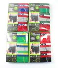 3 Pack UMBRO Mens S M L XL Underwear USA Mexico Brazil Canada SOCCER WORLD CUP