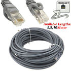 RJ45 Cat6 Gigabit Ethernet LAN Network Patch UTP Cable ADSL Router 1000 MBPS