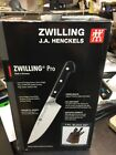 J.A. Henckels Zwilling Pro 7 Piece Knife Block Set - 38445-000 - NIB