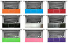 2 pieces Half Wrist Palm Rest Skin for Dell Inspiron 13-7353 13-7352 i7353 i7352