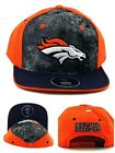 Denver Broncos New Youth Kids Concrete Gray Blue Orange Era Snapback Hat Cap on eBay