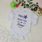 Personalised 1st Mothers Day  Bodysuit - Star