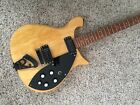 Rickenbacker 610 Electric Guitar in MapleGlo w/Black Trim & Tolex Case Excellent