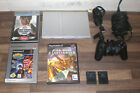 Sony Plastation 2 Slim SCPH - 70004 + 1 Controller ´+ 3 Spiele