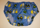 Tippy N Boots John Deere Unisex Duck and Tractor Print Bloomer
