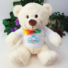 Personalised Aunty Bear with Rainbow Ribbon - Add a Name & Message