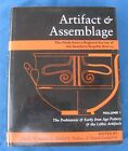 Artifact and Assemblage Vol. 1 : The Finds from a Regional Survey of the Souther