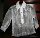 Внешний вид - BARONG TAGALOG FOR BOYS  SIZE 2  MAY FIT TO 1-2 YEARS OLD BOYS