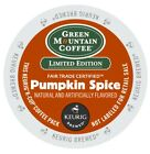 Green Mountain Pumpkin Spice Coffee 24 To 96 K Cups Pick Any Size Free Shipping