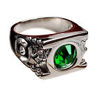 NEW Green Lantern Ring Austrian Crystal Ring Justice League Size:6 7 8 9 Hot