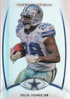 2012 Topps Platinum Football Card Pick