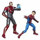 Marvel Legend 6 inch series Spiderman Home ? Coming & Iron Man Mark 47 Figure