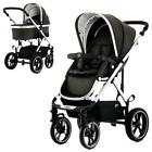 Moon Nuova Combination Pram Sport Stroller Pushchair CHOICE OF COLOURS