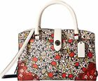 BRAND NEW COACH WOMEN'S MERCER 24 LEATHER SATCHEL BAGS VARIETY CLRS MSRP $350.00