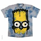 THE SIMPSONS-EL BARTO-HOMER,MARGE, BART, LISA-TIE DYE T-SHIRT S-M-L-XL-XXL NEW