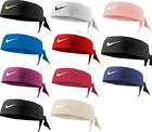 NIKE DRI-FIT 2.0 HEAD TIE BLACK WHITE PINK ROYAL & NAVY BLUE HEADBANDS