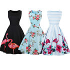 50s attire for women - US Stock Vintage 50s 60s Retro Rockabilly Pinup Housewife Party Swing Tea Dress