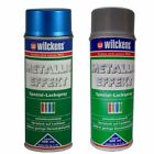 Wilckens Metalliceffekt 400 ml 5,95 € (14,88 €/l) Effekt Spray blau silber