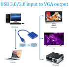 external graphics card for laptop usb 3.0 - USB 3.0 to VGA External Graphic Card Video Converter Adapter 1080P For PC Laptop