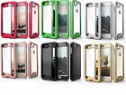 iPhone 6/6S/7/8- Plus -ZIZO ION Cover Tempered Glass Tough Hard Armor DEFENDER