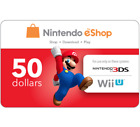 Nintendo eShop Gift Code $20 $35 or $50 - Fast Email Delivery <br/> CA Only. May take 4 hours for verification to deliver.