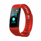 Y5 Fitness Activity Tracker Smart Watch Sports Heart Rate Blood Pressure Monitor