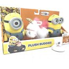 Unicorn & Minions DISPICABLE ME Plush set TOYS R US EXCLUSIVE CARL DAVE FLUFFY