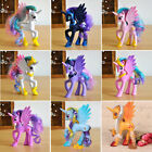 14cm My Little Pony Luna Nighemare Moon Celestia Princess Rainbow Kid Toy UK