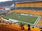 Steelers Vs. Browns Section 516 Row Y 2 tickets together 10/28/2018