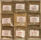 Variety Pack 9 x Origin Green/Raw 100% Arabica Coffee Beans For Home Roasting