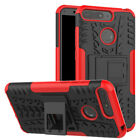 Shockproof Huawei Y6 2018 / Honor 7A Case Hard Protective Kickstand Slim Phone