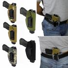 Concealed Carry Belt Sidearm Holster Police Security Turn Out Gear Arch Design