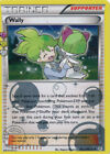 Pokemon TRAINER WALLY RC27/RC32 UNCOMMON REVERSE HOLOFOIL MINT CARD