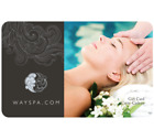 Wayspa Gift Card $25, $50, or $100 - Email delivery <br/> CA Only. May take 4 hours for verification to deliver.