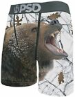 PSD Underwear Men's True Timber Bear, Camo Grey URBAN MENS BOXER BRIEFS NWT