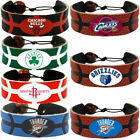 NBA Basketball Bracelet (Choose Your Favorite Team) Logo Leather Color on eBay