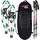 REDFEATHER WOMEN'S PACE SNOWSHOES KIT